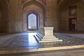 Humayuns tomb in delhi — Stock Photo