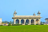 Diwan I Khas at the Lal Qila or Red Fort in Delhi, India — Stock Photo