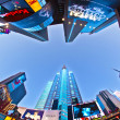 Times Square is a symbol of New York City - Stock Photo