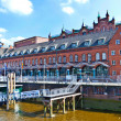 Speicherstadt in Hamburg — Stock Photo #8593897