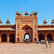 The Jama Masjid in Fatehpur Sikri is a mosque in Agra, completed — Stock Photo #8597791
