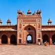 JamMasjid in Fatehpur Sikri is mosque in Agra, completed — Stock Photo #8597803
