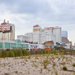 amuesment park na ocelové molo atlantic city, nj — Stock fotografie