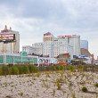 amuesment park på steel pier atlantic city, nj — Stockfoto