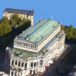 Famous Opera house in Frankfurt, the Alte Oper, Germany — Stock Photo