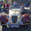 Oldtimers at the Hauptwache — Stock Photo