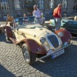 Oldtimers at the Hauptwache — Foto Stock