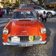 Stock Photo: Oldtimers at the Hauptwache