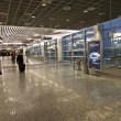 Inside the new Terminal  in Frankfurt — Stockfoto