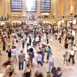 Passengers in Grand Central Station, new York - Stock Photo