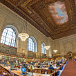 Stock Photo: New York Public Library (NYPL) is the largest public library in