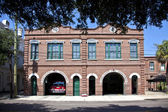 CHARLESTON, USA JULY 21: Charleston Fire Department still in use — Stock Photo