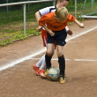 Children football - Stock Photo