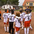 Children football - 图库照片