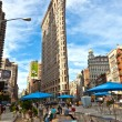 Stock Photo: Flatiron in New York