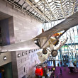 National Air and Space museum in Washington — Стоковая фотография