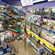 Stock Photo: Inside Pantip Plaza, biggest electronic and software sho