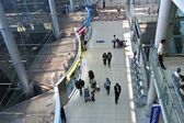 Aeropuerto internacional de suvarnabhumi — Foto de Stock