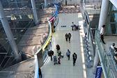 Suvarnabhumi International Airport — Stock Photo