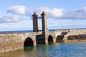 Castillo de San Gabriel in Arrecife, Lanzarote — Stock Photo