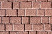 Brick footpath background — Stock Photo