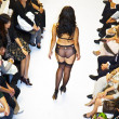 Opening of lingerie shop La Perla in shopping mall GAYSON — Stock Photo