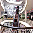 Stock Photo: Modern architecture in new shopping center Myzeil by archite