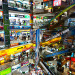 Stock Photo: Inside Pantip Plaza, bigges electronic and software shop