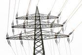 Torre de transmissão de energia — Foto Stock