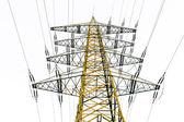Macht transmissie toren — Stockfoto
