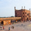 Jama Masjid Mosque, old Delhi, India. — Stock Photo #8909043