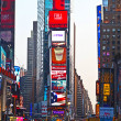 Times Squares  is a symbol of New York City — Foto de Stock