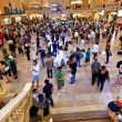 Stock Photo: Grand central station during the afternoon rush hour