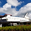 ������, ������: The original space shuttle Explorer at Kennedy Space Center