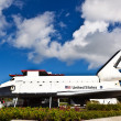 Постер, плакат: The original space shuttle Explorer at Kennedy Space Center