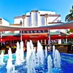 Famous Colony Art Deco Theater im South Miami — Stock Photo #8987831