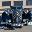 Beautiful oldtimer take place in MTK Classics 2011 — Stock Photo #9090257