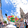 Celebrate the Christopher Street Day in Munich — Stock Photo