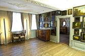Visit the Goethe museum — Stock Photo