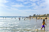 Enjoy the beach — Stock Photo
