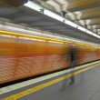 Train in motion — Stock Photo #9298701