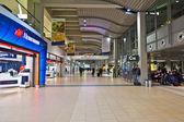 Aeroporto vazio de manhã cedo — Foto Stock