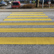 Pedestrian crossing — Stock Photo #9799961
