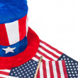 Stock Photo: Patriotic theme