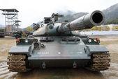 Military tank — Foto de Stock