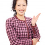 Asian business woman — Stock Photo