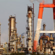 Refinery plant — Stock Photo #9041701