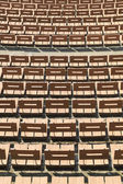 Wooden chairs — Stock Photo