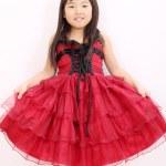 Азиатская девочка — Стоковое фото