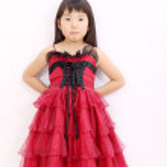 A little asian girl — Stock Photo